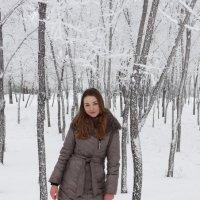 зимушка :: Анна Щербань