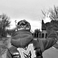 в дороге :: Оник Байгозин