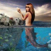 Mermaid :: Анна Schnabel