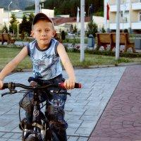 Велосипедист :: Sergey Kuznetcov
