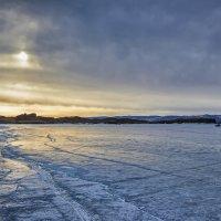 *Короткое путешествие по Байкалу в пасмурную погоду** :: Павел Федоров