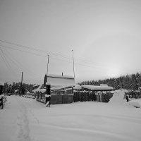деревенька :: Валерий