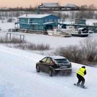 Русские зимние забавы :: Natalia Satori