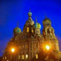Храм Спас-на-Крови в Санкт-Петербурге :: Olga Pronina