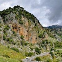 На горном перевале. :: Виталий Половинко