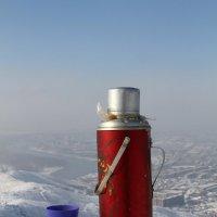 горячий чай в мороз) :: lev