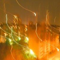Огни большого города :: Олеся Амельченко