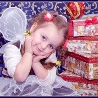 Маленькая Фея. :: Saniya Utesheva