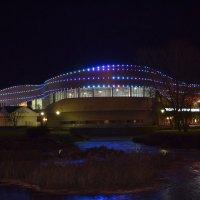 даугавпилский олимпийский центр :: Андрей Герасимов