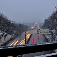 Утро моего города.(1) :: Дмитрий Косачев