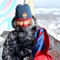 Ксюша :: Дмитрий Арсеньев