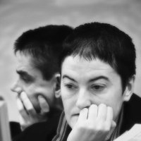 """Из серии """"Двойной портрет"""" :: Анатолий Бастунский"""