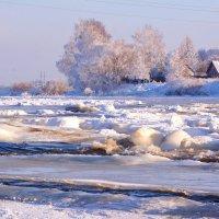 Ледяные пороги :: Sergey Vertoletik