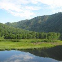 Сибирские просторы :: Ксения