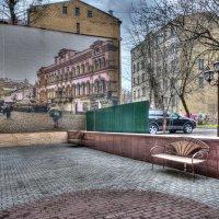 Улицы Москвы :: Борис Гольдберг