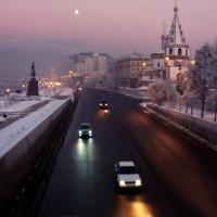 Иркутск полночный :: Александр   Матвей БЕЛЫЙ
