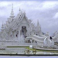 Wat Rong Khun :: Ольга Живаева
