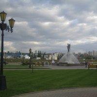 Городской пейзаж :: Алина Тазова