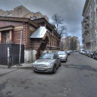 Улицы Москвы 2 :: Борис Гольдберг