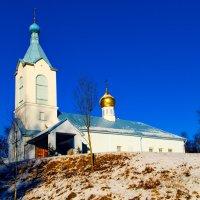 Православная церковь. Гравёры, Латвия. :: Александр Максимов