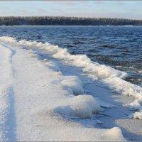 Так замерзает река! :: Андрей Куприянов
