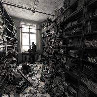 На руинах разума :: Георгий Ланчевский