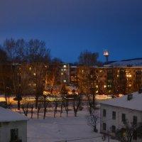 Вечер :: Евгешка Храмова
