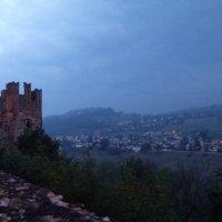 С высоты старого замка :: Мария Феникс