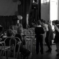 Репетиция или Одно другому не помеха :: sv.kaschuk