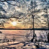 Последние краски уходящего дня :: Светлана Игнатьева