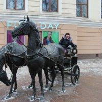 В Новогоднее утро :: Андрей Мишин