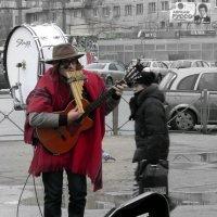 Играй, музыкант, я буду верить... :: Сергей В. Комаров