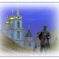 Золотые купола :: Валерий Викторович РОГАНОВ-АРЫССКИЙ