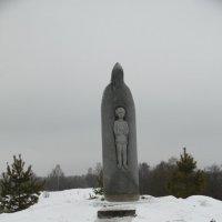 Памятник маленькому Сергию Радонежскому :: esadesign Егерев