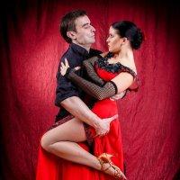 Танго :: Юлиана Дёмина