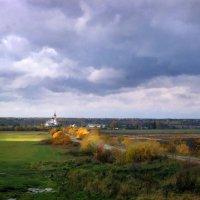 Дорога к Троице :: Валерий Талашов