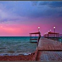 Иссык-Кульские закаты :: Евгений Мезенцев