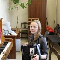 Студентка :: Сергей Михайлов