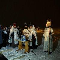 Крещение. :: Сергей Щербатюк