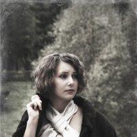 Портрет в стиле ретро :: Наталья Калягина