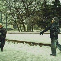 снежки :: Руслан Подпалов