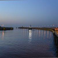Ночная гавань :: Сергей .