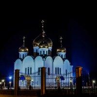 церковь :: Анастасия Острецова