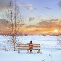 Ожидание чуда... :: Юлия Шестоперова