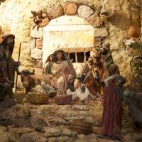 Рождественская экспозиция :: Дарья