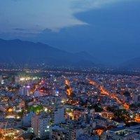 ночной город :: Надежда Шемякина