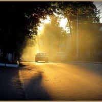 Золотая дымка :: Алла Рыженко