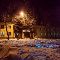Зимний вечер :: Константин Бобинский