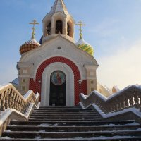 Путь в Храм :: Станислав Ищенко
