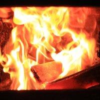 Пламя в печи :: Касим